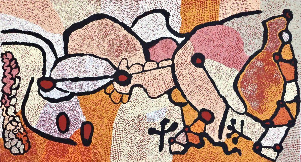 Martha McDonald, Luritja, Sans Titre, Red Dunes Gallery